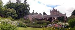 cawdor castle flower garden