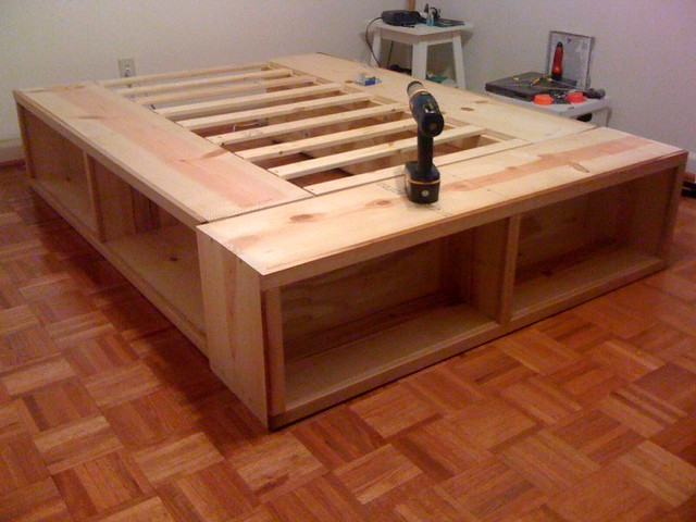 storage bed 1 knock off wood 3 2