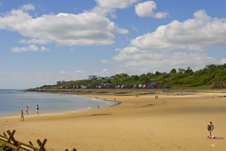 The beach at Walton-on-the-Naze 1
