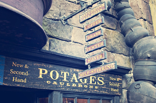 Potages Cauldrons