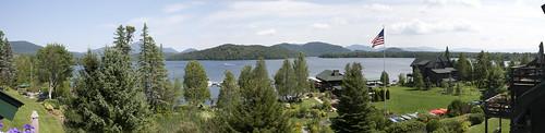 panorama lake