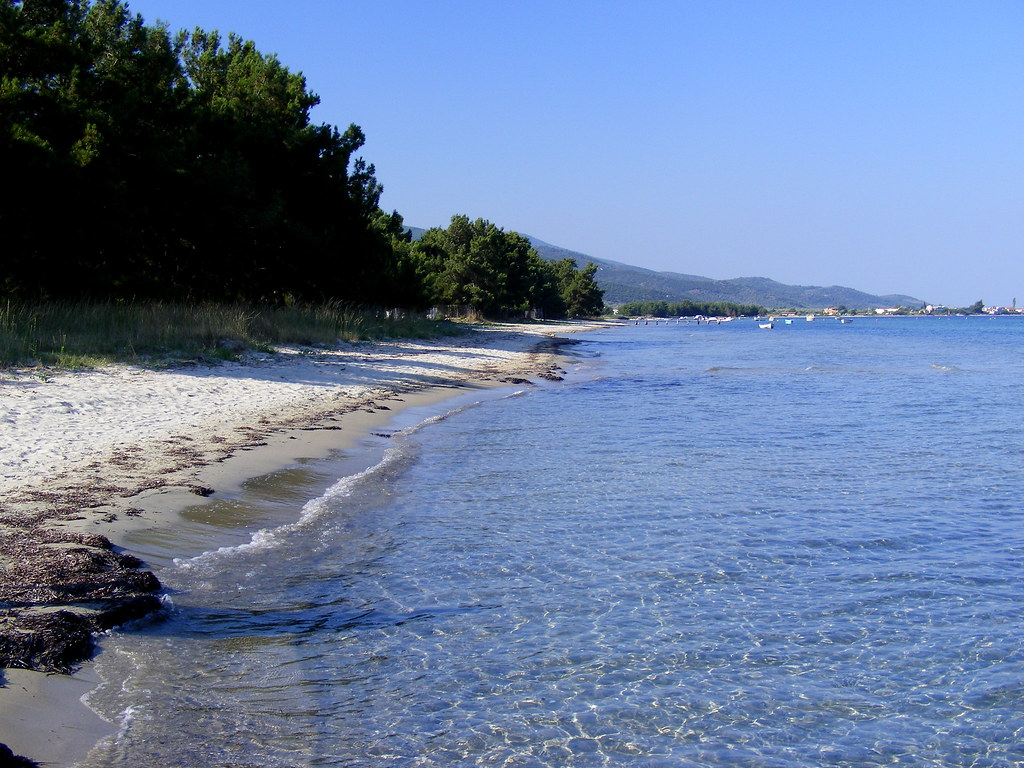 Empty Beaches of Thassos