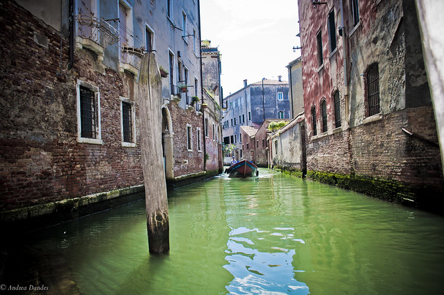 In the winter, Venice is like an abandoned theater. The play is finished, but the echoes remain.