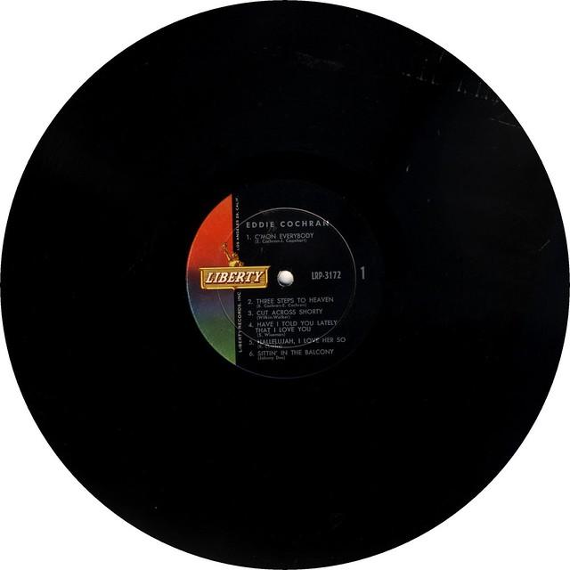 Eddie Cochran 12 Of His Biggest Hits