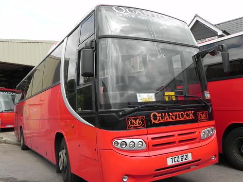 Quantock Motor Services, Bishops Lydeard (TCZ 6121)