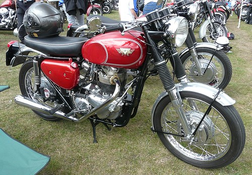 1966 Matchless 750