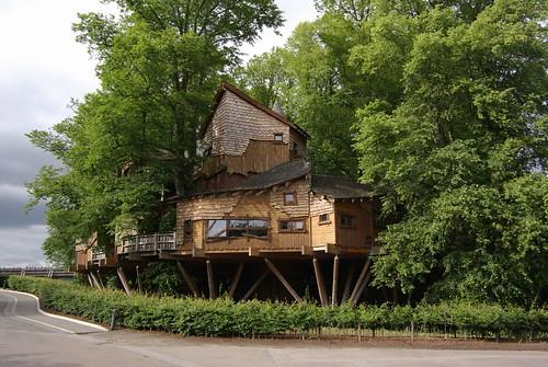largest treehouse I ever saw