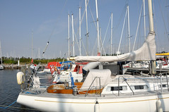 yacht racing(0.0), sailing ship(0.0), keelboat(0.0), ship(0.0), dinghy sailing(0.0), sail(1.0), sailboat(1.0), sailing(1.0), sailboat racing(1.0), yacht(1.0), vehicle(1.0), sailing(1.0), sea(1.0), mast(1.0), dock(1.0), watercraft(1.0), marina(1.0), boat(1.0),