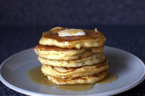 sweet corn pancakes smitten kitchen