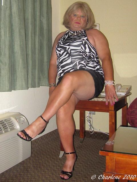 Legs Mature 34