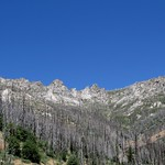 Sequoia NF, Sherman Pass Rd 3174a
