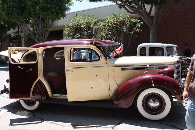1938 dodge 4 door trunkback sedan flickr photo sharing