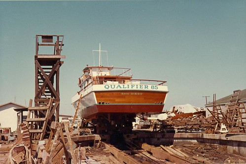 How About The Conquestoriginally Searcheranother Piece Of SoCal Sportfishing History Lost To Sea