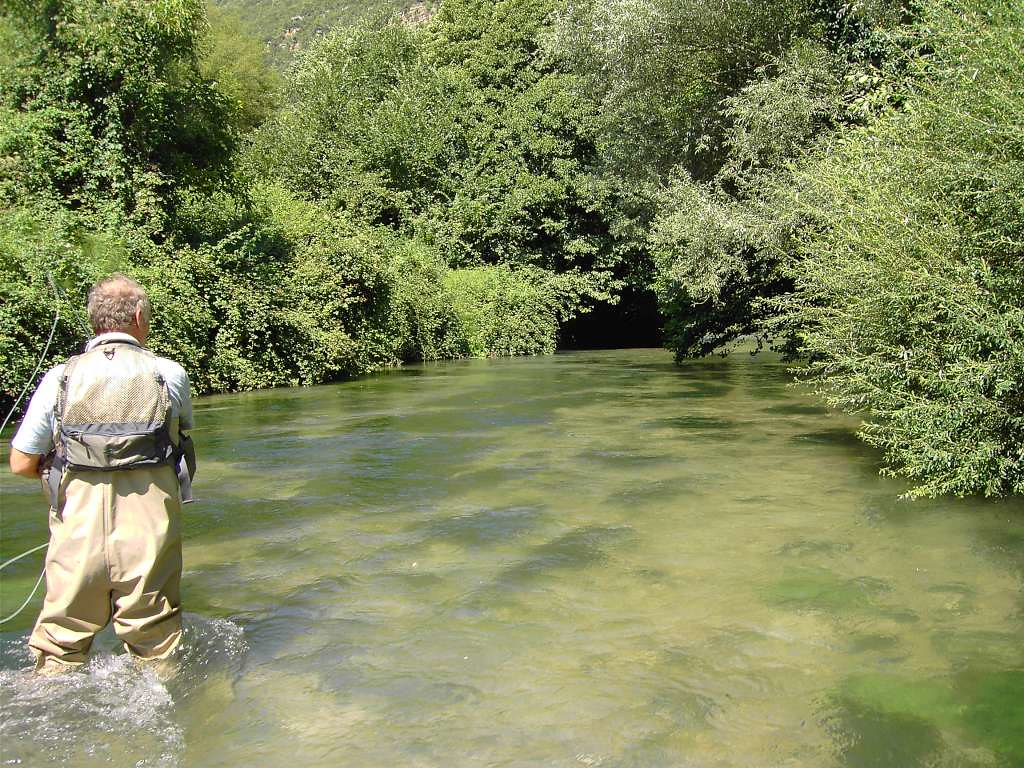 Lower Nera River