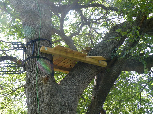 Build your own tree stand pdf plan download free for Build your own tree stand