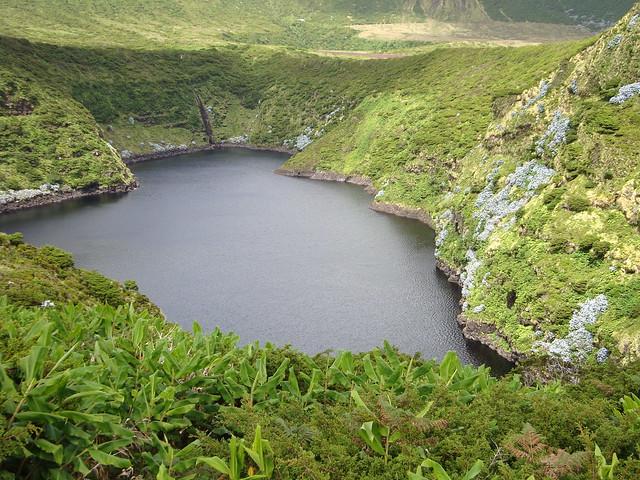 Caldeira Comprida, Flores, Açores