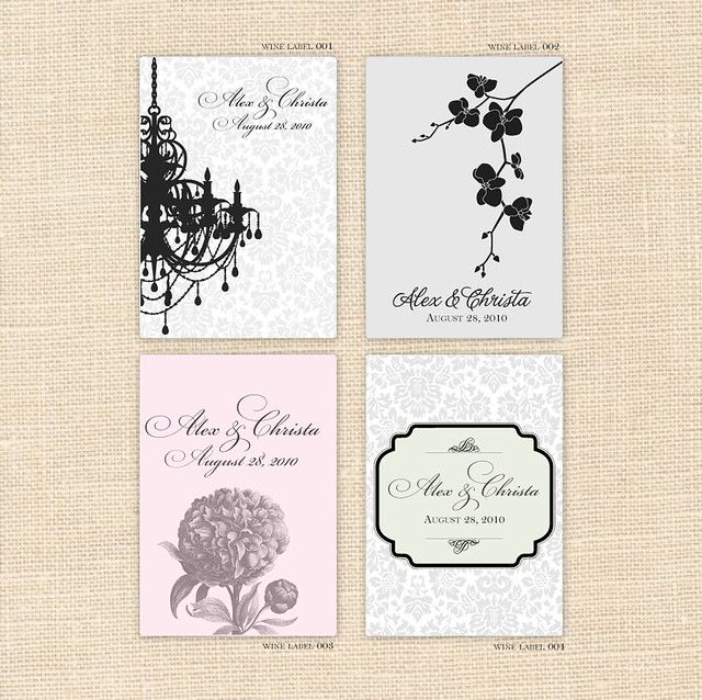 Personalized Wine Labels | Flickr - Photo Sharing!