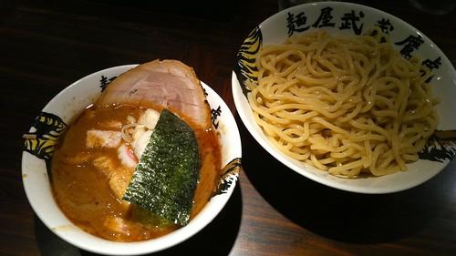 濃厚鷹虎つけ麺 @ 麺屋武蔵 鷹虎