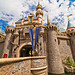 Disneyland - The Domineering Castle?