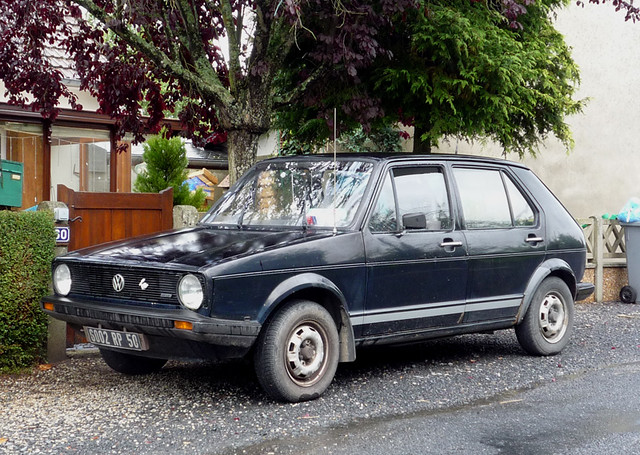 vw golf mk1 5dr diesel flickr photo sharing. Black Bedroom Furniture Sets. Home Design Ideas