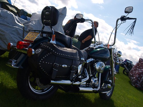 Harley Davidson Motorcycles - 2001