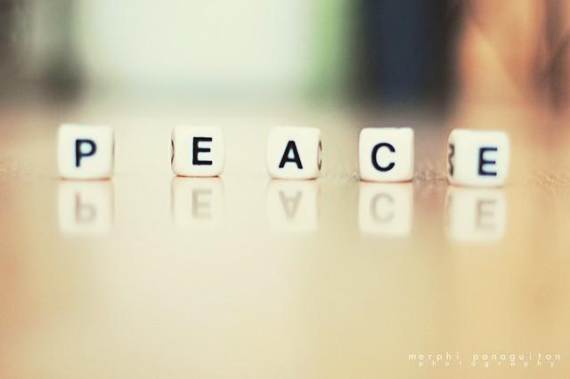 Get Inner peace