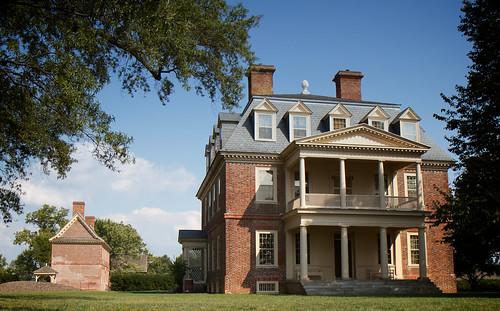 brick home architecture james virginia plantation shirley mansion jamesriver