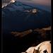 Climbers approaching summit of Chopicalqui (2)