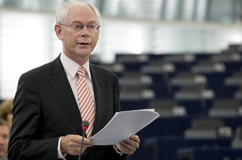 President Van Rompuy - Plenary Session, Strasbourg 22 September 2010