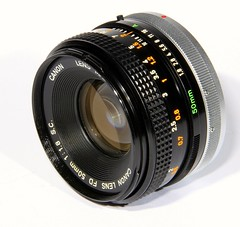 Canon FD Mount Lenses