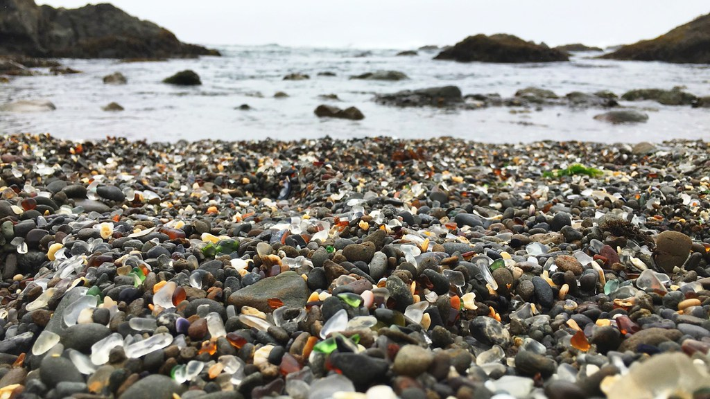 Glass Beach   Things to do in Mendocino