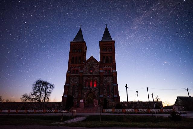 Corpus Christi Church, Nikon D750, AF-S Nikkor 20mm f/1.8G ED