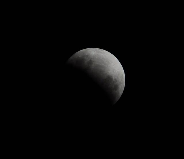 lunar eclipse melbourne - photo #41