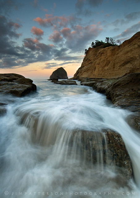 Cape Kiwanda Dawn - Pacific City, Oregon
