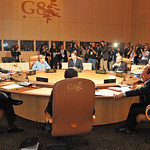 G8 working session