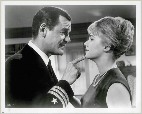 Gig Young and Shirley Jones