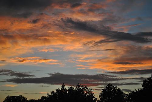 sunset summer salem
