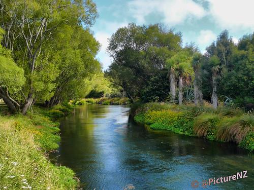 newzealand christchurch art river landscape stream canterbury nz southisland styx hdr stevetaylor steventaylor styxriver