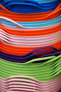 Stacks of Colour!