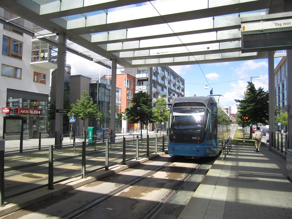 Sweden, public transit   La Citta Vita   Flickr