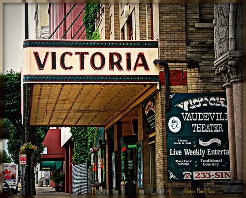 Victoria theater wheeling