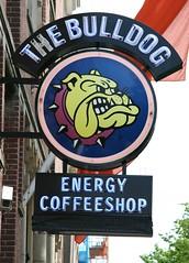 The Bulldog Energy Coffeeshop