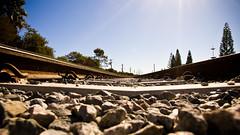 Lift Your Feet on the Railway Tracks