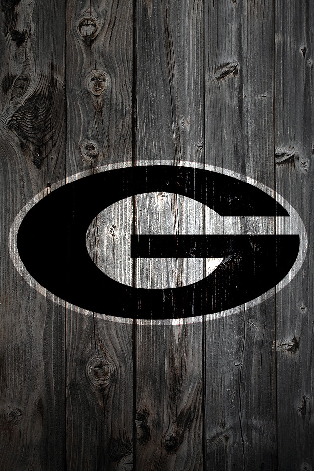 Georgia Bulldogs Wood iPhone 4 Background - a photo on ...
