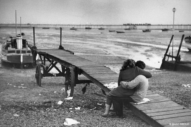 Southend, England, by Marc Riboud 1955