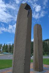 obelisk(0.0), arch(0.0), sculpture(0.0), statue(0.0), landmark(1.0), stele(1.0), monolith(1.0),