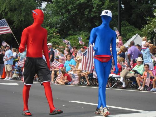 fantasias celebrar 4 julho EUA