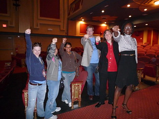 "Planeteers at the ""Jaguar McGuire"" Premire Film Screening"
