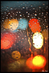 Spot Lights and Water Droplets...