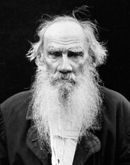 Leo Tolstoy, details unknown